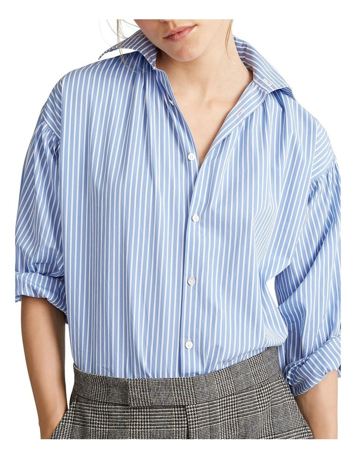 Cotton Long-Sleeve Shirt image 1
