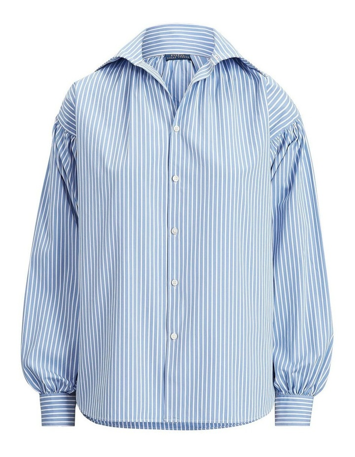 Cotton Long-Sleeve Shirt image 4