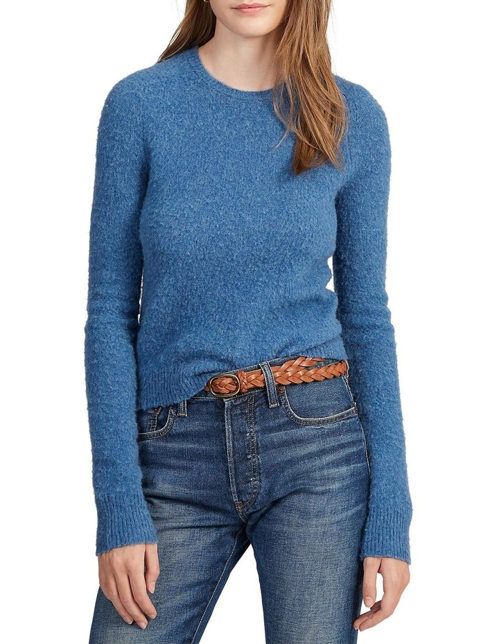 Wool Long-Sleeve Sweater image 1