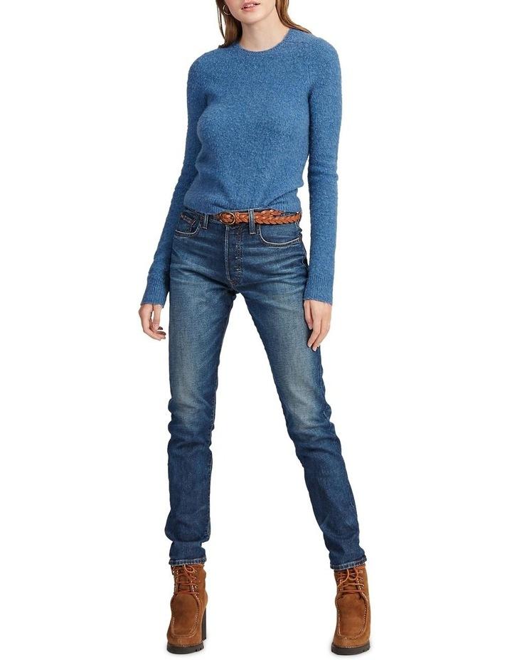 Wool Long-Sleeve Sweater image 3