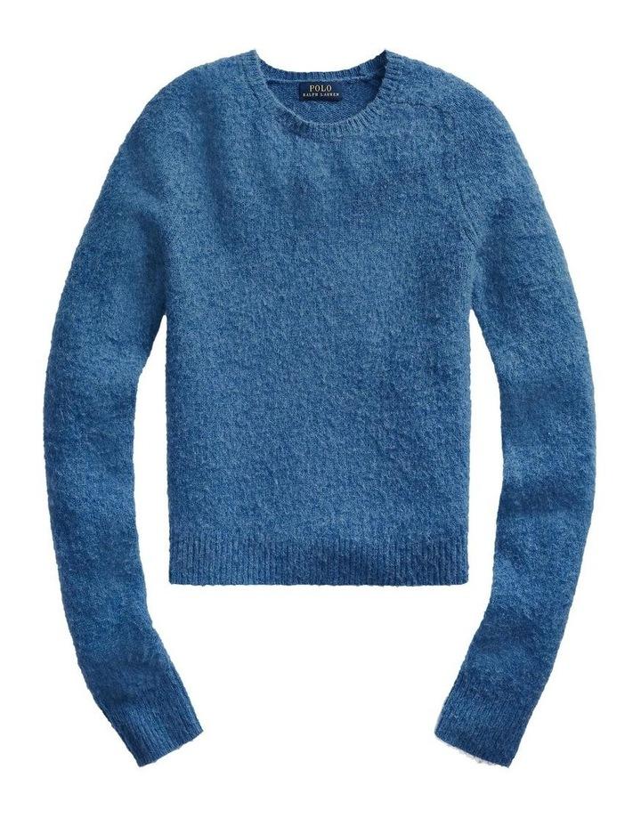 Wool Long-Sleeve Sweater image 4