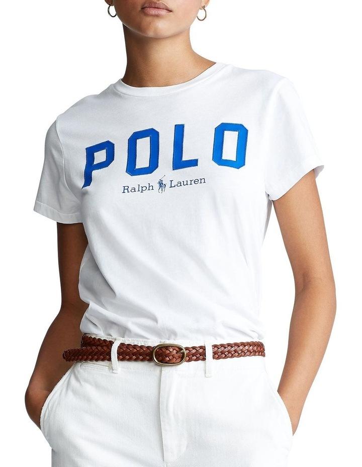 Polo Cotton Tee image 1