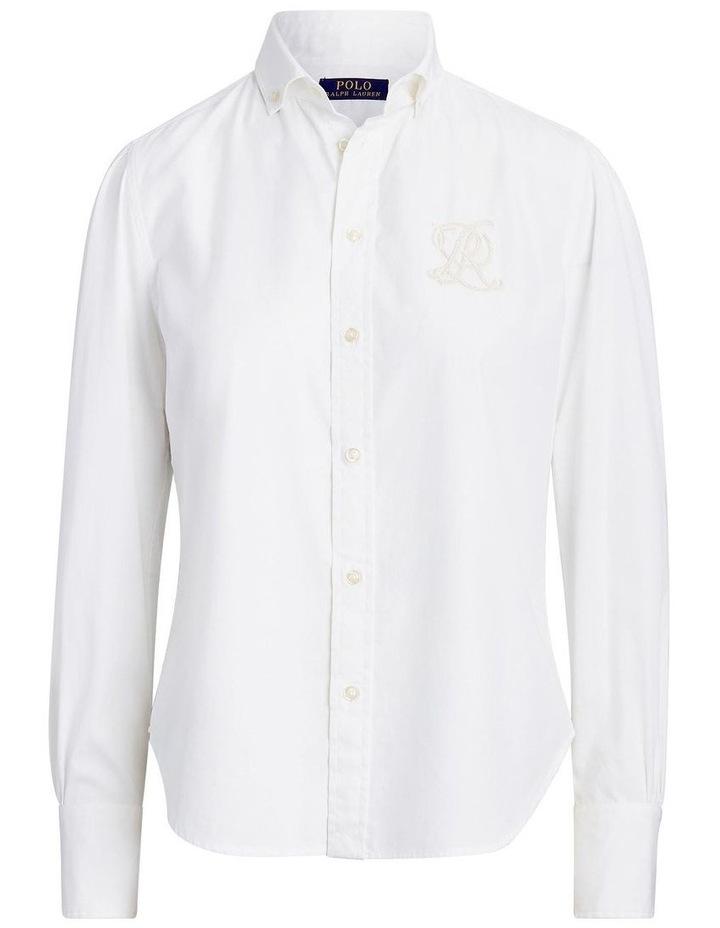 Cotton Oxford Shirt image 4