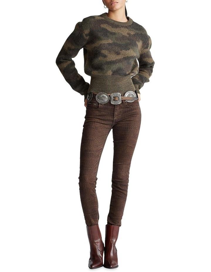 Camo-Print Wool Sweater image 3