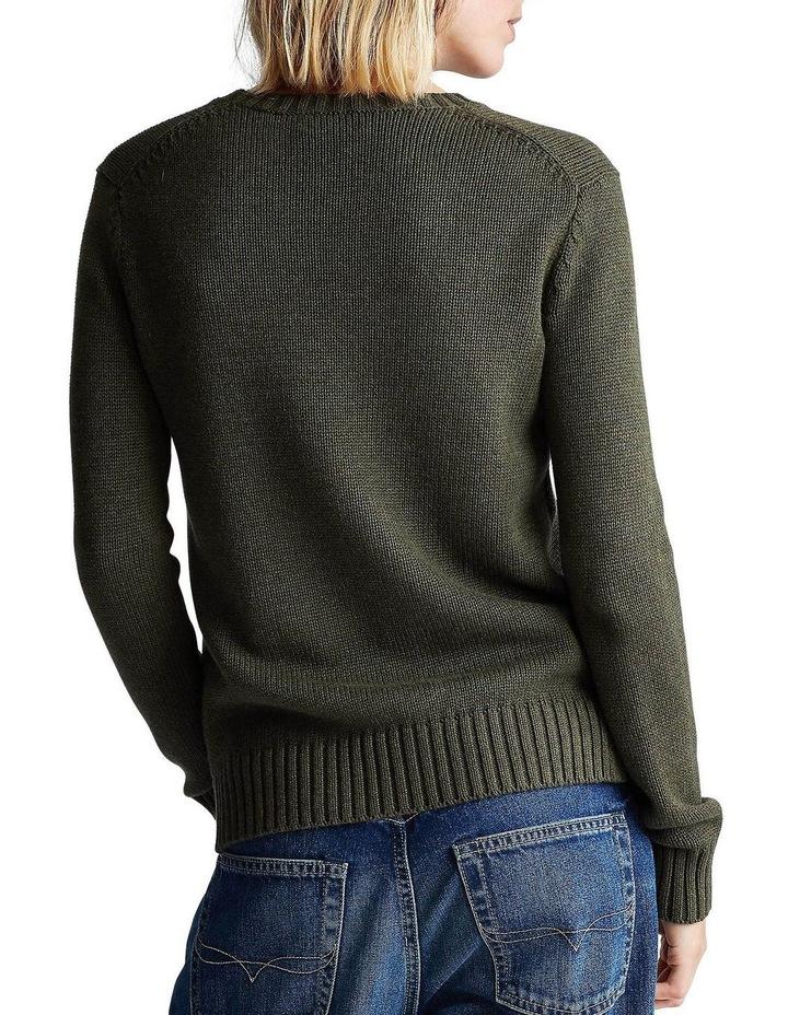 Aviator Polo Bear Sweater image 2