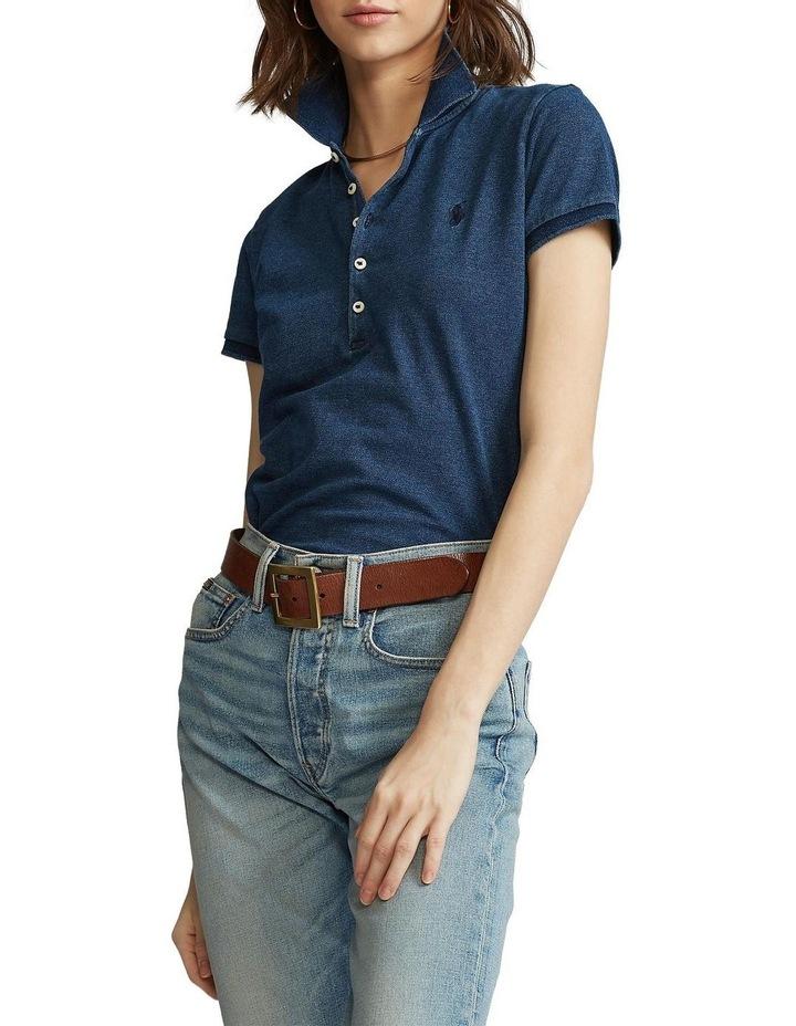 Slim Fit Stretch Polo Shirt image 1
