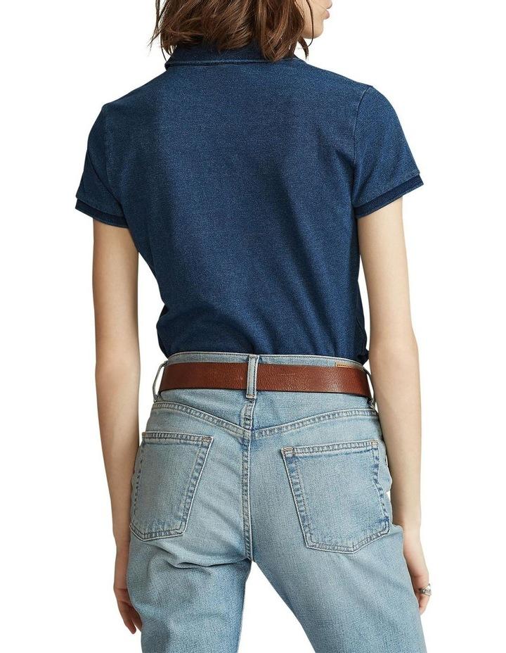 Slim Fit Stretch Polo Shirt image 2