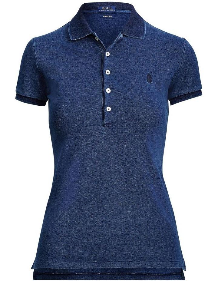 Slim Fit Stretch Polo Shirt image 4