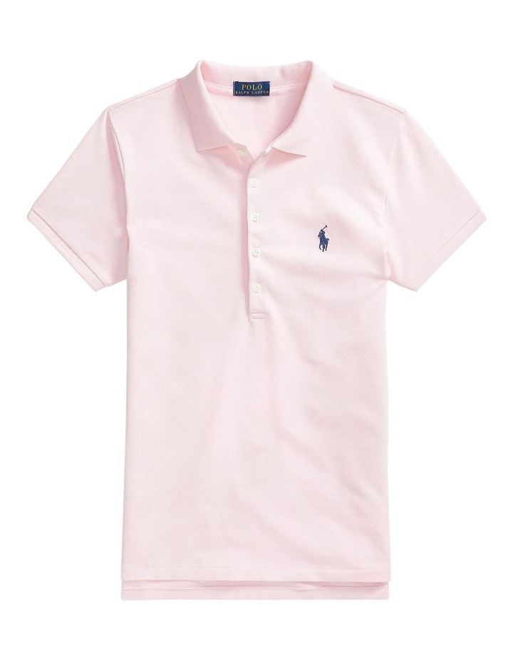 Slim Fit Stretch Polo Shirt image 4