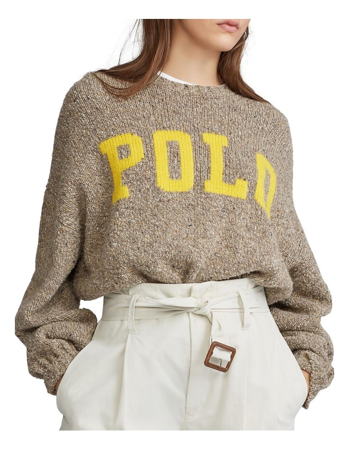 Polo Wool-Blend Sweater image 1
