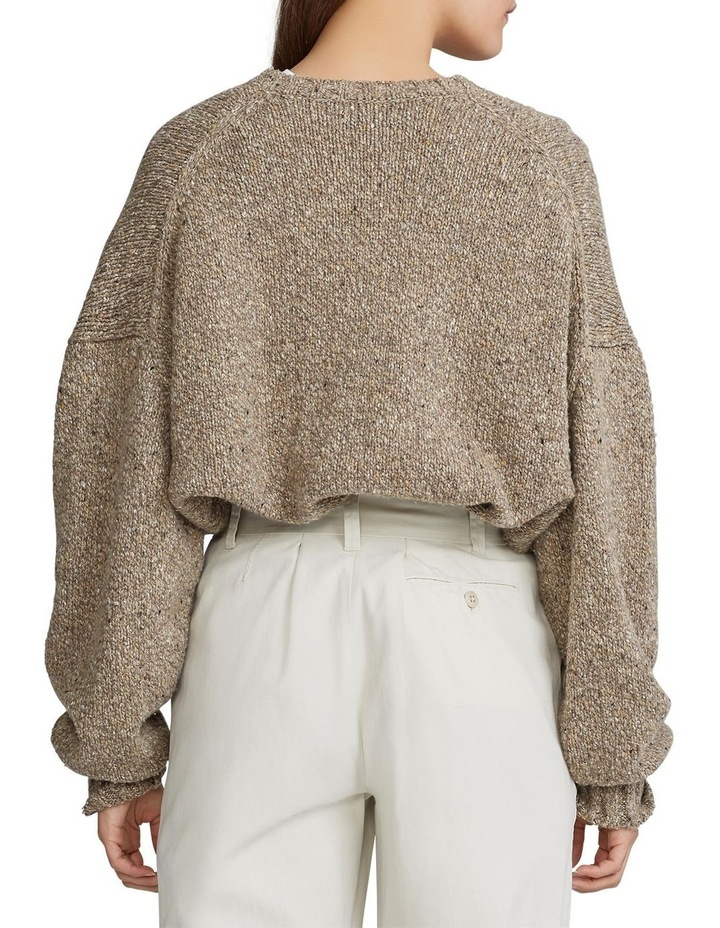 Polo Wool-Blend Sweater image 2