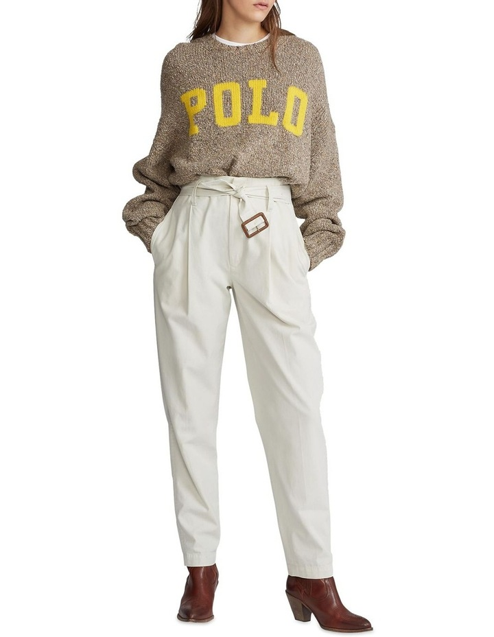 Polo Wool-Blend Sweater image 3