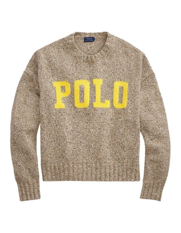 Polo Wool-Blend Sweater image 4
