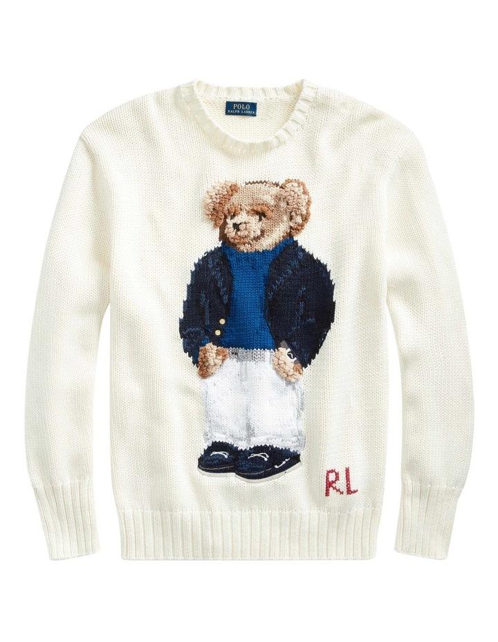 Polo Bear Crewneck Sweater image 4