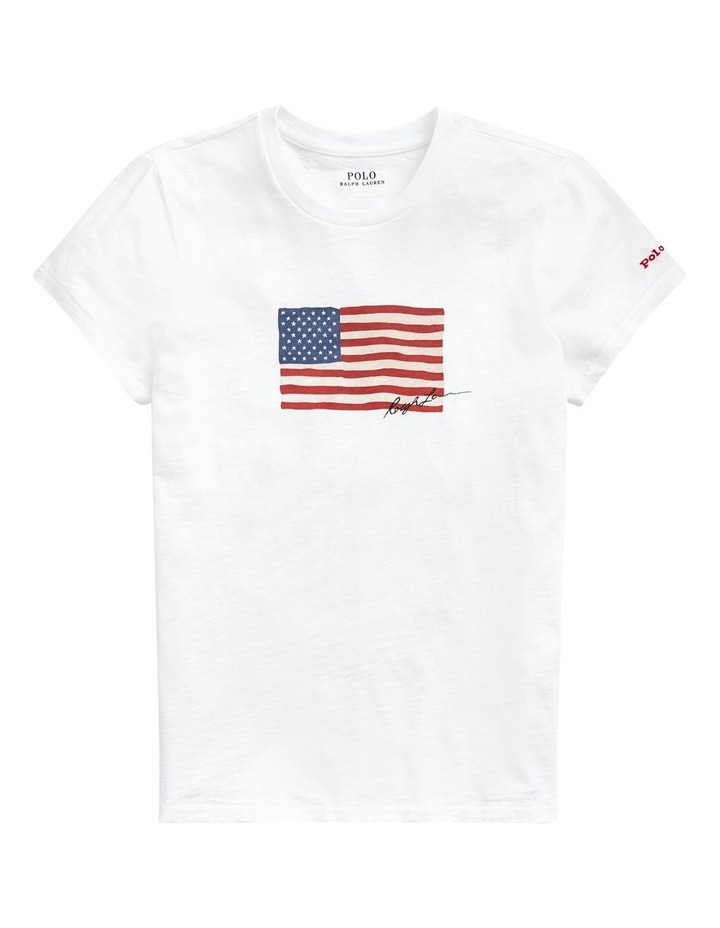 Flag Jersey Tee image 4