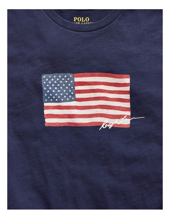 Flag Jersey Tee image 5