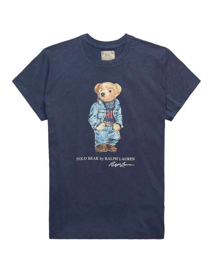 Polo Bear Crewneck Tee image 4