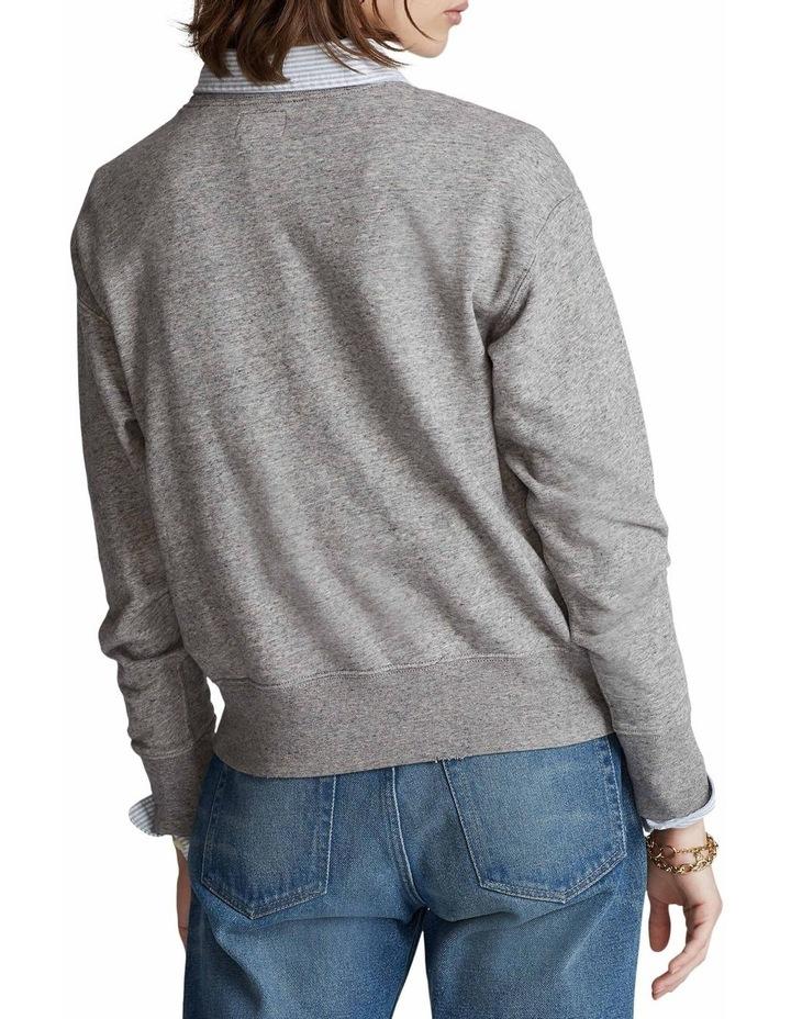 Polo Bear Fleece Sweatshirt image 2