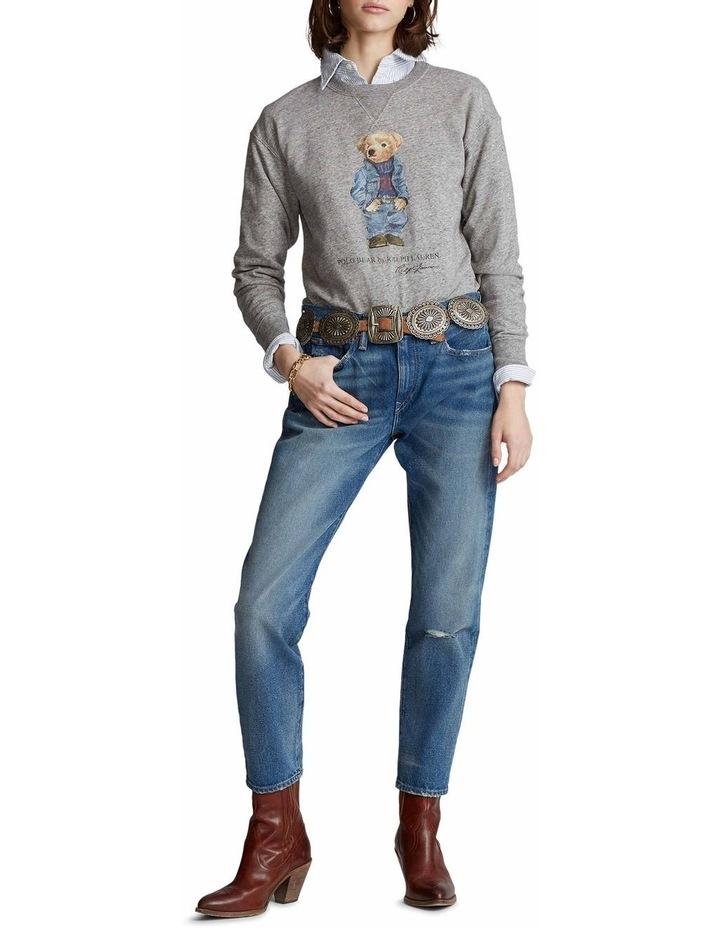 Polo Bear Fleece Sweatshirt image 3
