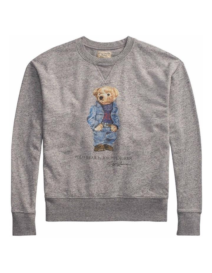 Polo Bear Fleece Sweatshirt image 4
