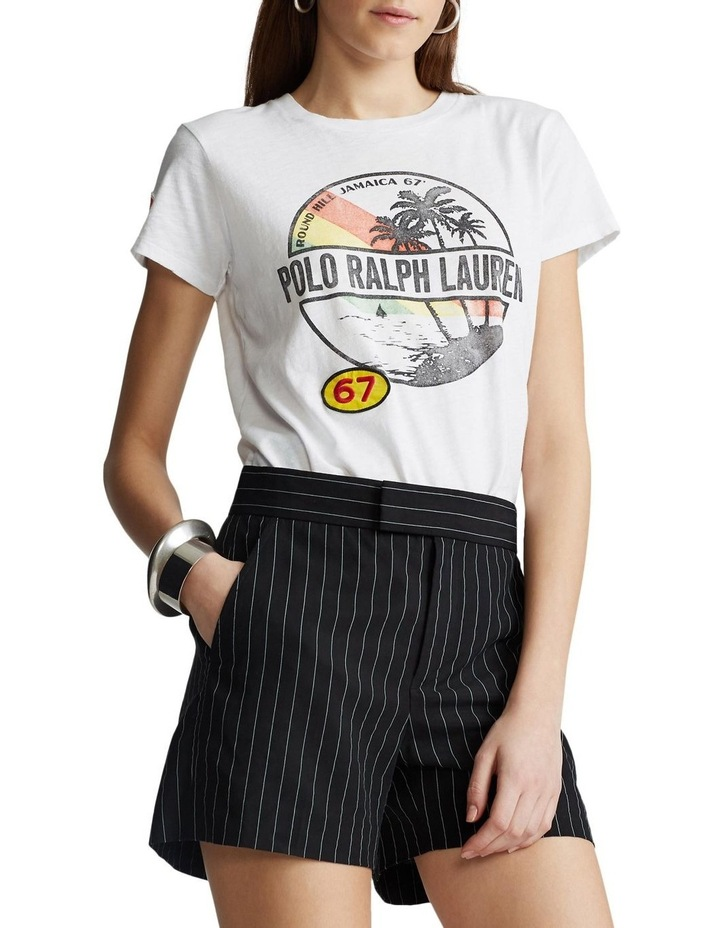 Graphic Short-Sleeve Tee image 1