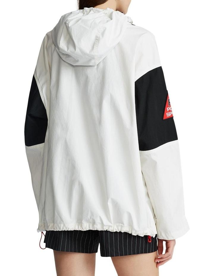 Cotton Hooded Jacket image 2