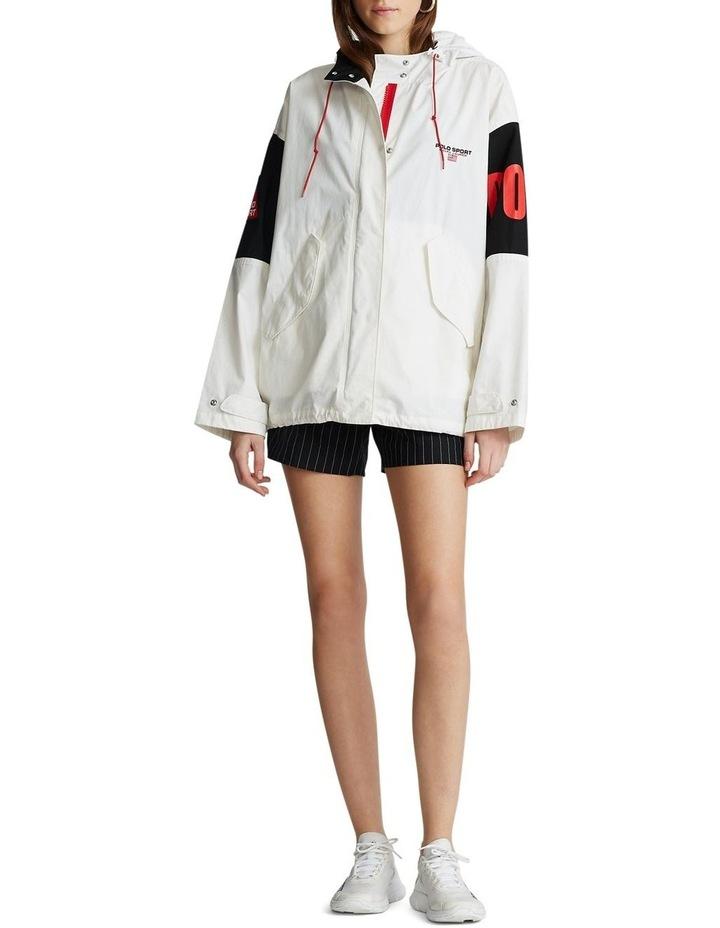 Cotton Hooded Jacket image 3
