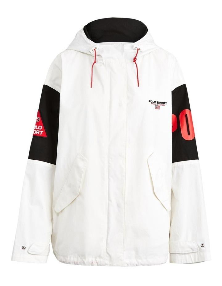 Cotton Hooded Jacket image 4