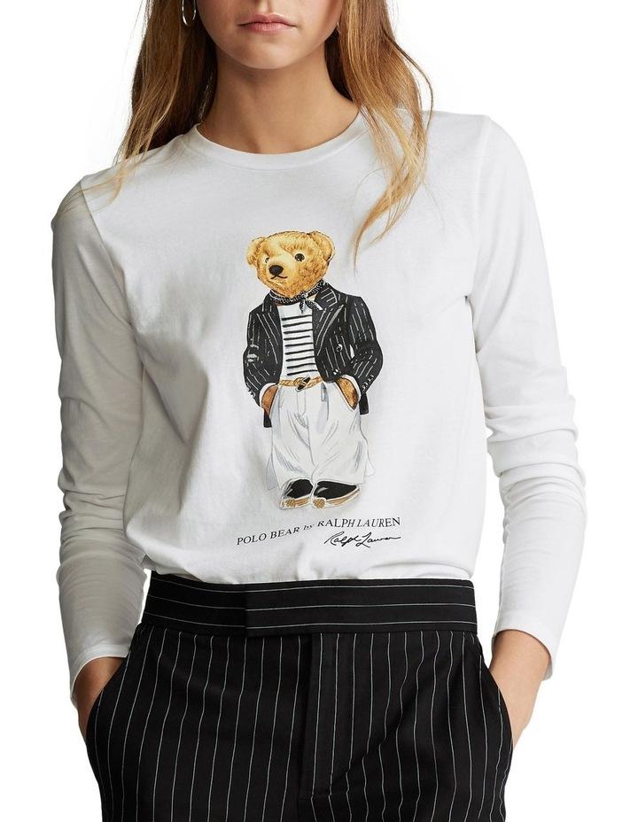 Polo Bear Crewneck Shirt image 1