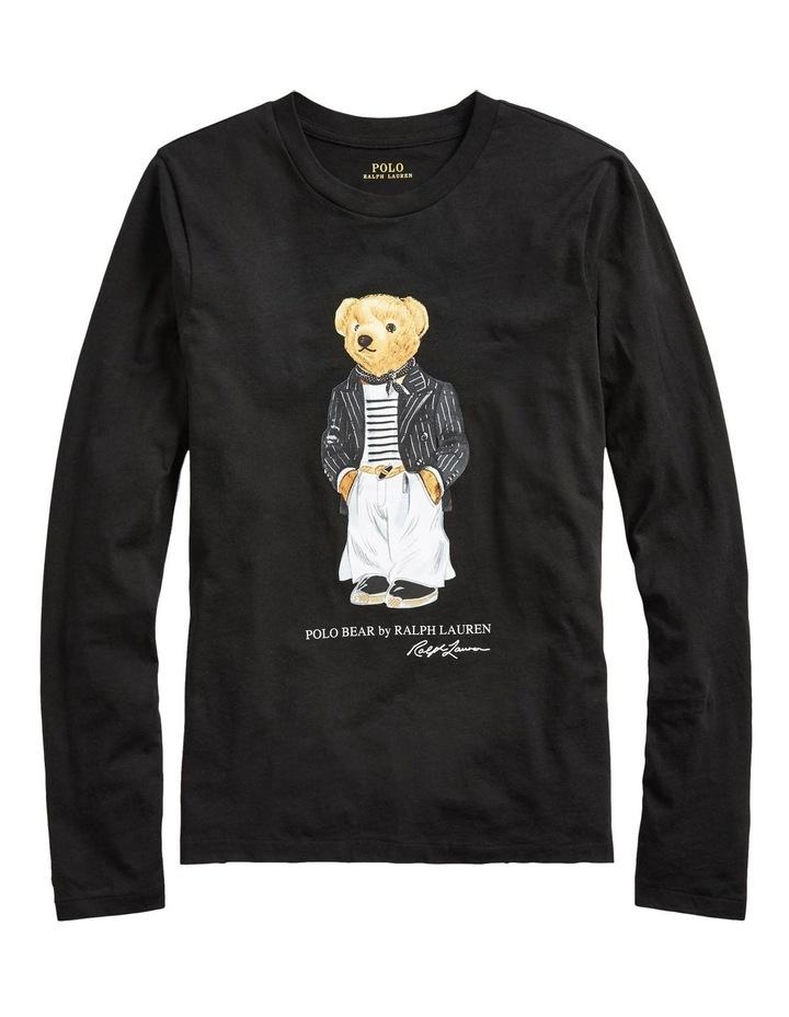 Polo Bear Crewneck Shirt image 4