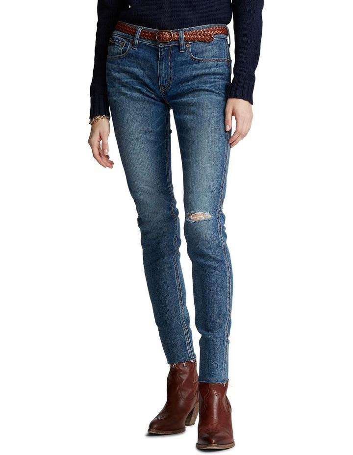 Tompkins Skinny Crop Jean image 1