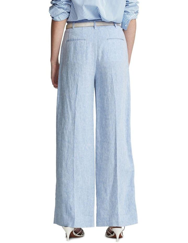 Linen Wide-Leg Pant image 2