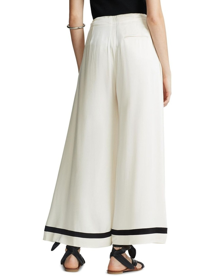 Satin Wide-Leg Pant image 2
