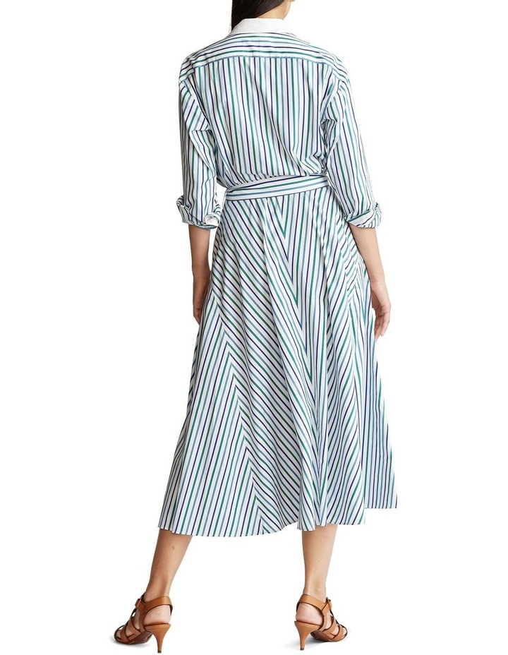 Fit-And-Flare Shirtdress image 3