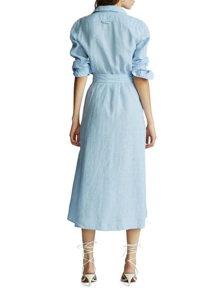 Linen Shirtdress image 3