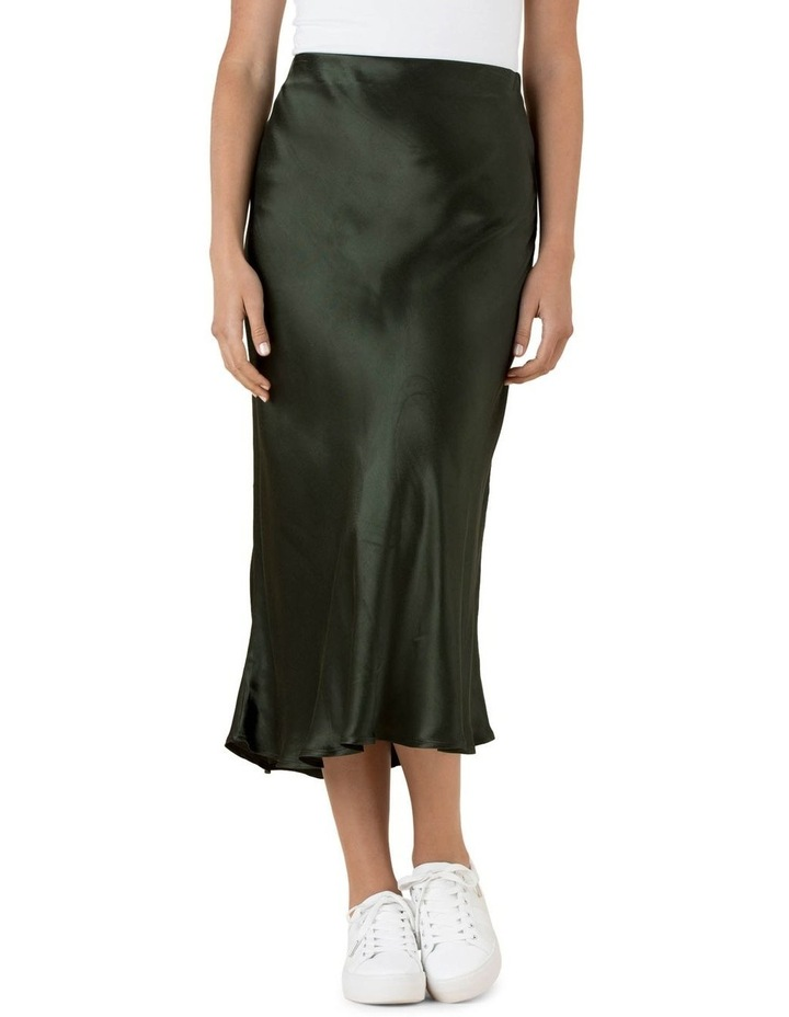 Selena Satin Skirt image 1