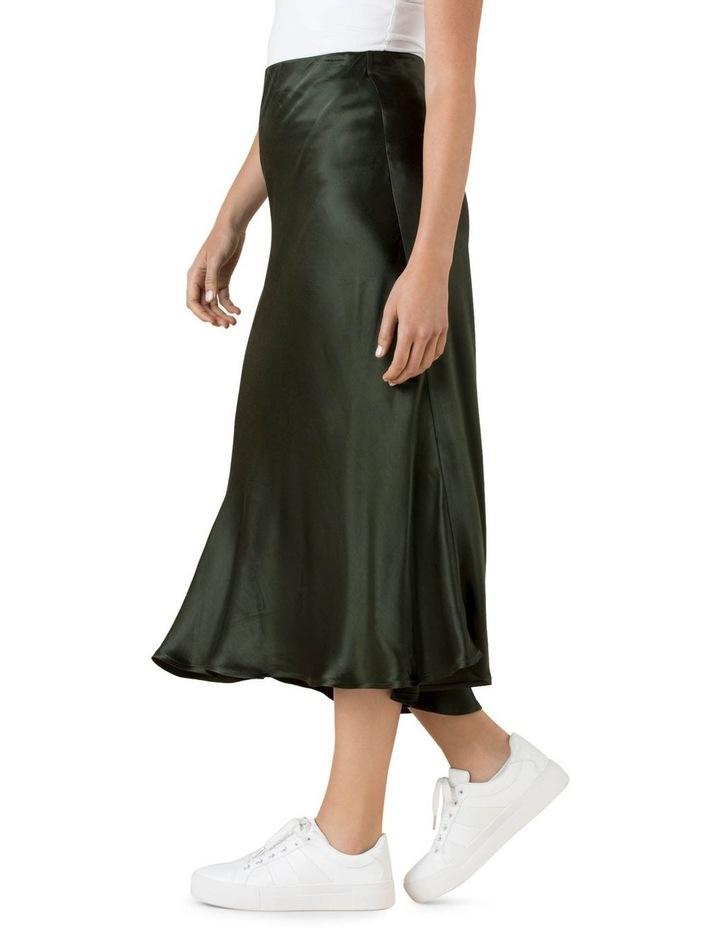 Selena Satin Skirt image 2