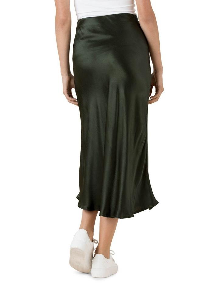 Selena Satin Skirt image 3