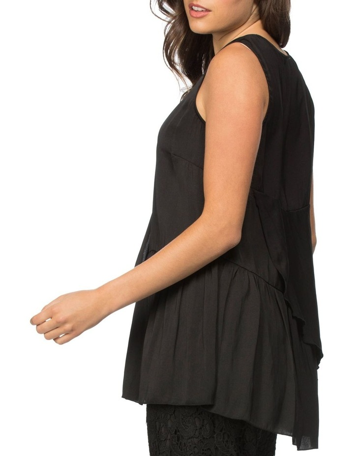 Drape Details Sleeveless Luxe Cami image 2