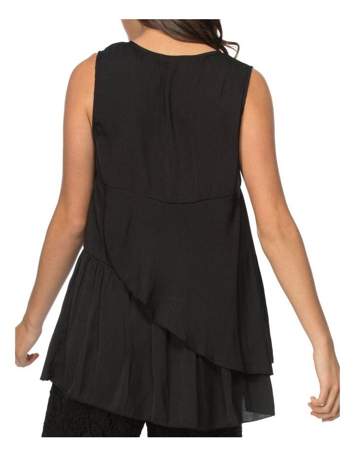 Drape Details Sleeveless Luxe Cami image 3