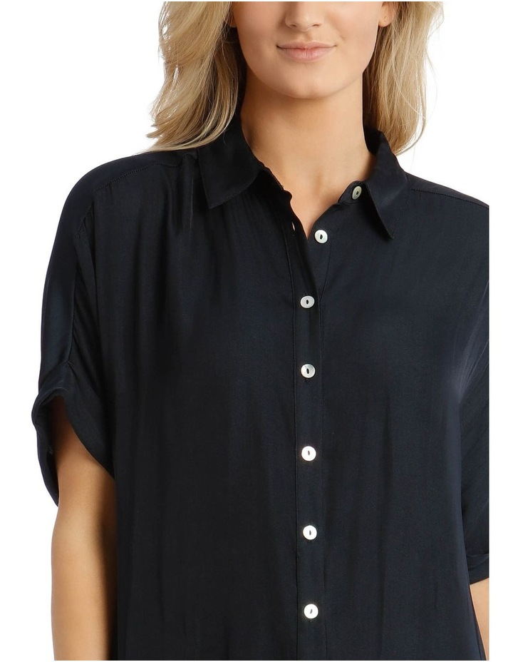 Luxe Tab Shirt image 4