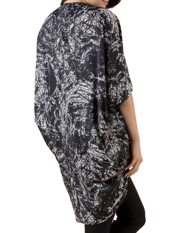 Adele Print Tunic Top image 3