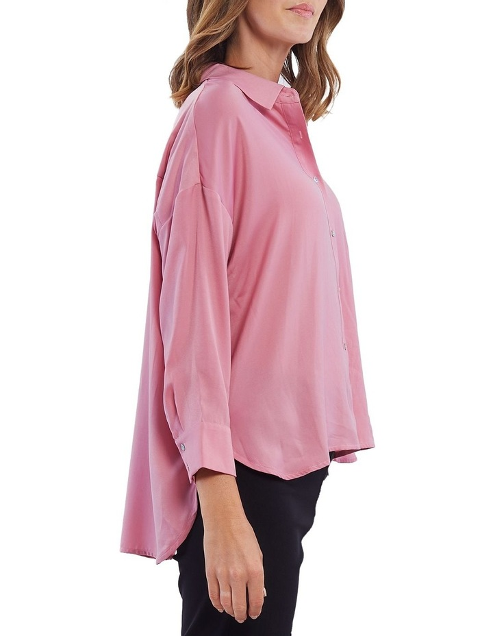 Luxe Button Front Shirt image 2