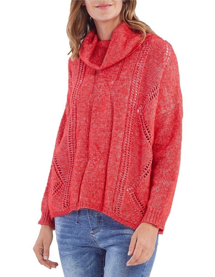 Embrace Me Textured Knit Jumper image 1