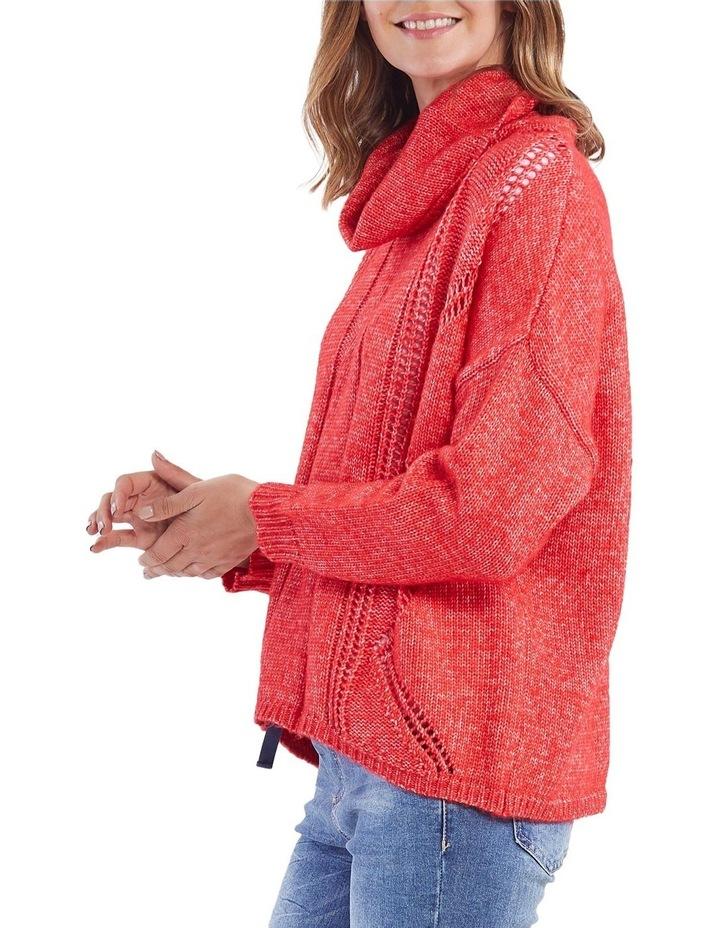 Embrace Me Textured Knit Jumper image 2