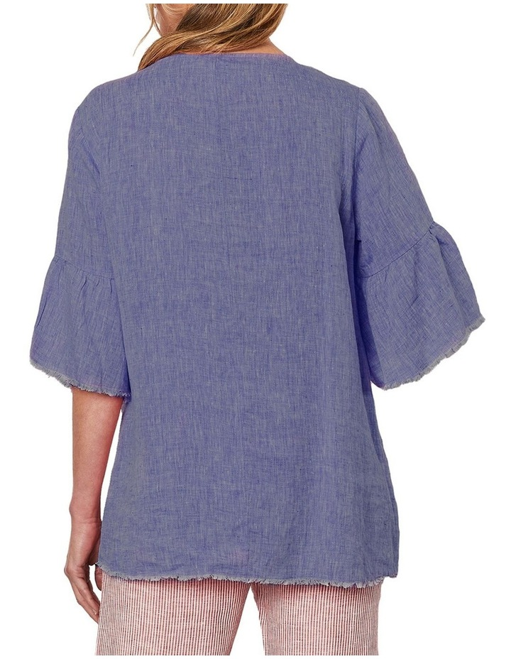 Cross Dyed Top image 2