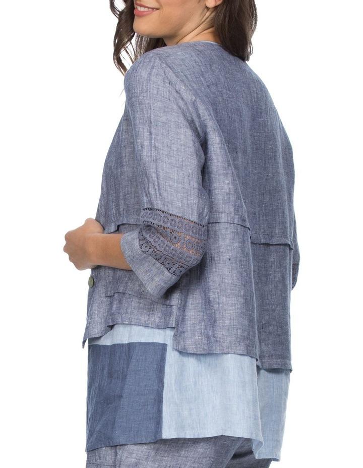 Lace Inset Detail Jacket image 2
