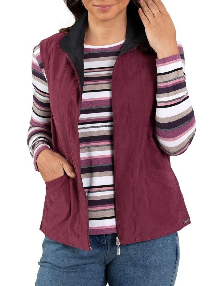 Microfibre Reversible Vest image 1