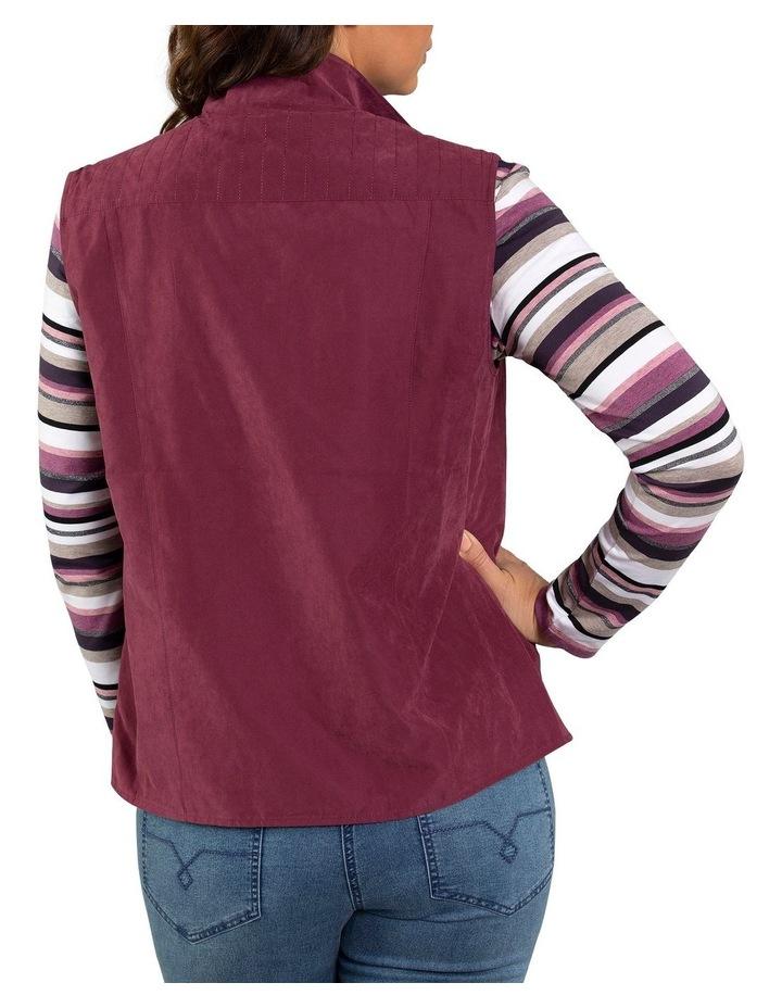 Microfibre Reversible Vest image 5