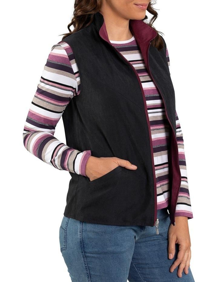 Microfibre Reversible Vest image 3